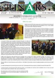 Linars liaison Mars 2019